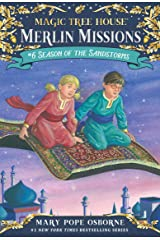 Season of the Sandstorms (Magic Tree House: Merlin Missions Book 6) Kindle Edition
