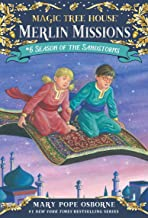 Season of the Sandstorms (Magic Tree House: Merlin Missions Book 6)