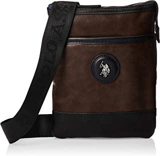 US Polo Womens Scottdale Small Flat Cross Body