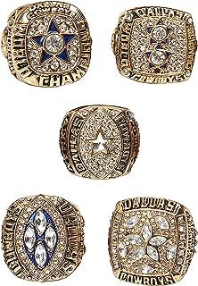 dallas cowboys rings set