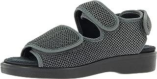 Mujer,Hombre Sandalia de Velcro, Unisex-Adulto Calzado de Salud,cómodo
