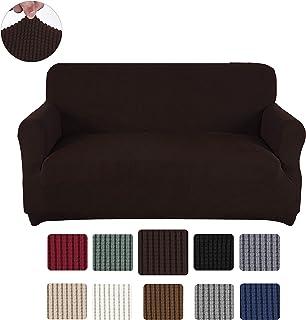 Obstal Stretch Spandex Loveseat Slipcover, 2 Seat Sofa...