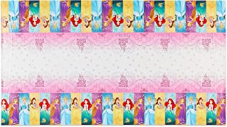 American Greetings Disney Princess Plastic Table Cover, 54
