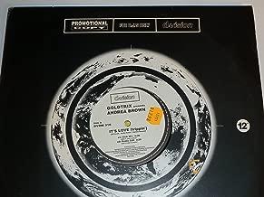 It's Love (Trippin') Double Vinyl