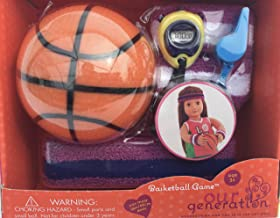 New! Our Generation Basketball Game