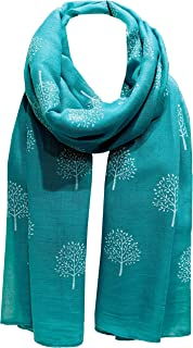 World of Shawls Mulberry Tree Scarf Shawl Wrap Soft Warm