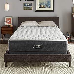 Beautyrest Silver BRS900 12 inch Extra Firm Innerspring Mattress