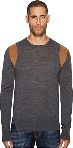 DSQUARED2 - Contrast Shoulder Sweater
