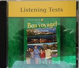 Glencoe French 1: Bon voyage! Level 1 - Listening Tests