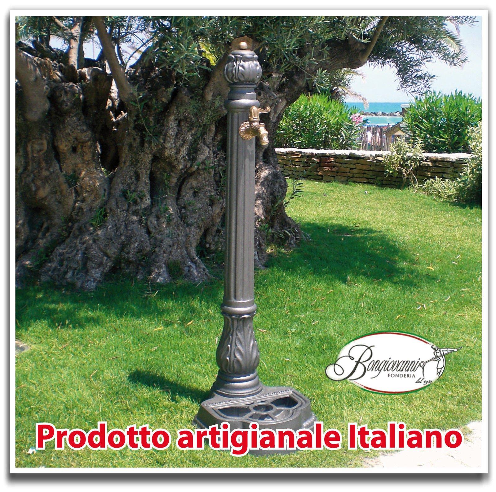 Fonderia Bongiovanni Fuente de hierro fundido a columna Modelo ...