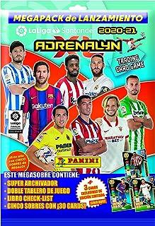 Adrenalyn 2020/2021 - Megapack (Panini Hiszpania 1)