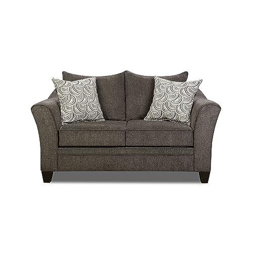 Pleasing Simmons Sofa Amazon Com Unemploymentrelief Wooden Chair Designs For Living Room Unemploymentrelieforg