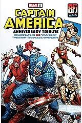 Captain America Anniversary Tribute (2021) #1 Kindle Edition