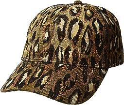 Collection XIIX - Woven Animal Baseball Cap