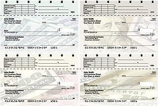 Money Top Stub Value Priced Personal Checks (1 Box of Checks, Qty. 160)
