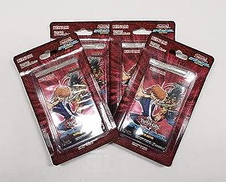 Yu-Gi-Oh! TCG: Speed Duel Scars of Battle Blister Pks (4 Blisters/16 Packs/64 Cards) …