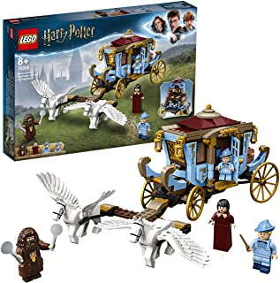 LEGO Harry Potter - Carruaje de Beauxbatons: Llegada