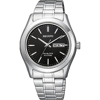 [シチズン] 腕時計 レグノ リングソーラー KM1-211-51 シルバー