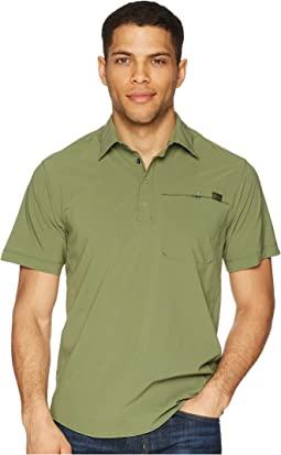 Astroman Short Sleeve Sun Polo