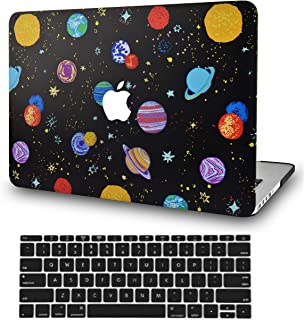 LuvCase 2 in 1 Laptop Case For MacBook Air 13 Inch (2021/2020)(Touch ID) A2337 M1/A2179 Retina Display Rubberized Plastic ...