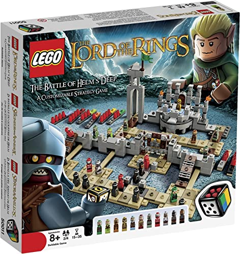 oferta de tienda Lego Games 50011 Lord of The Rings The Battle Battle Battle for Helm's Deep  compras online de deportes