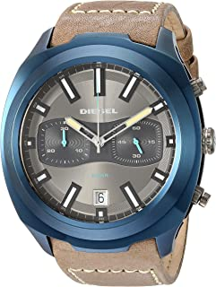 Diesel Tumbler Analog Grey Dial Men's Watch - DZ4490