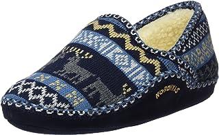 Nordikas Classic, Zapatillas de Estar por casa Hombre