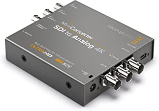 Blackmagic Design Mini Converter SDI to Analog 4K (BMD-CONVMASA4K)