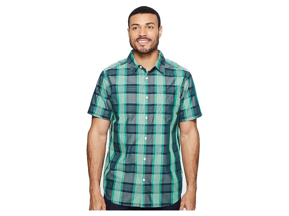 Mountain Hardwear Sutton Short Sleeve Shirt (Plastic Fern) Men