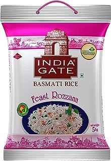 India Gate Foast Rozzana Basmati Rice, 5 kg