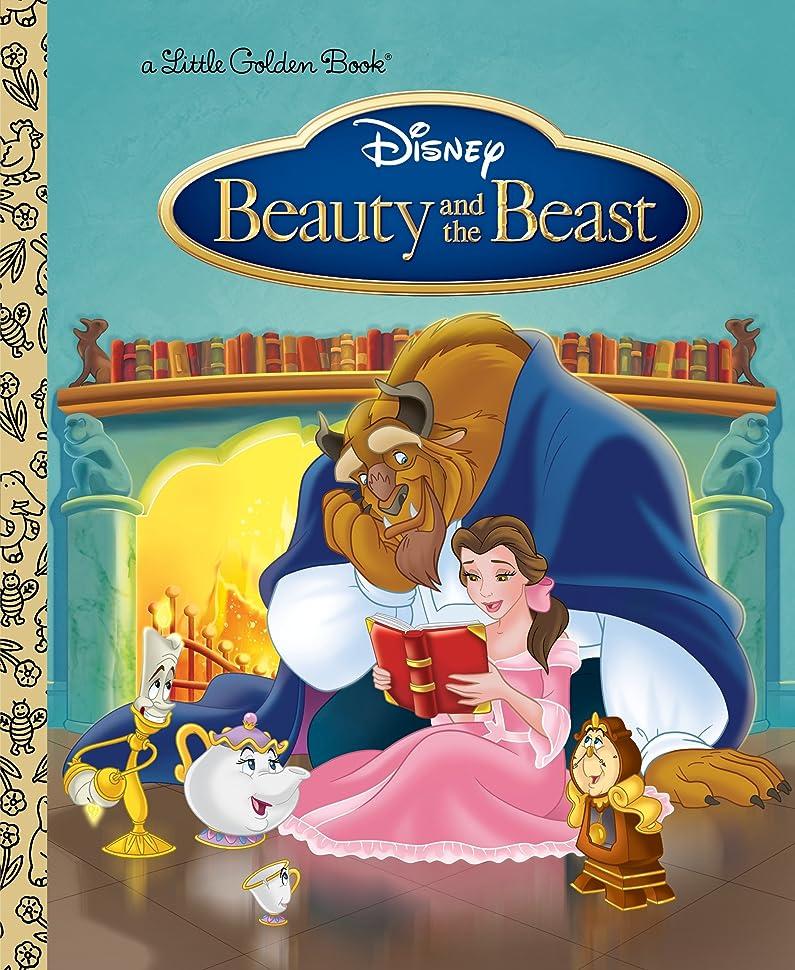 十分ではない低下流出Beauty and the Beast (Disney Beauty and the Beast) (Little Golden Book) (English Edition)