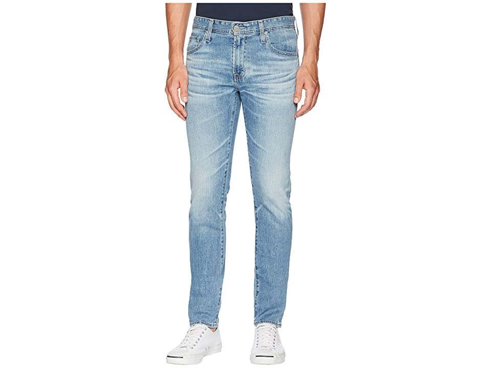 AG Adriano Goldschmied Dylan Skinny Leg Denim in 18 Years Oceano (18 Years Oceano) Men's Jeans