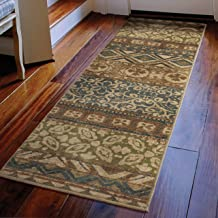 """product image for Orian Rugs Voyage Adena Tribal Runner Rug, 1'11"""" x 7'6"""", Multicolor"""