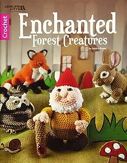 Enchanted Forest Creatures | Crochet | Leisure Arts (6851)