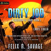 Dirty Job: A Cauldron of Stars, Book 2