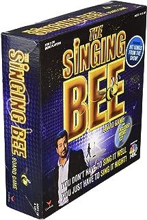 Cardinal Industries Singing Bee CD Board Game