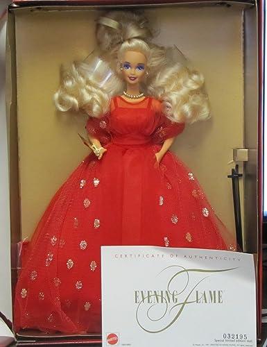 1991 Evening Flame Barbie