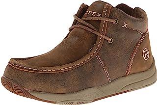 حذاء برقبة أنيقة للرجال من روبر