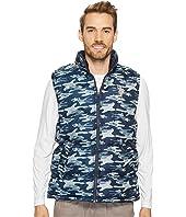 U.S. POLO ASSN. - Basic Camo Puffer Vest