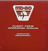 md 80 operating procedures, flight crew operating manual