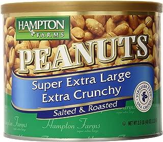 Hampton Farms Super Extra Large Peanuts, 40 Ounce