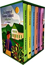 Anne of Green Gables Collection 6 Books Box Set by L. M. Montgomery (Anne of Green Gables, Anne of Avonlea, Anne of the Is...