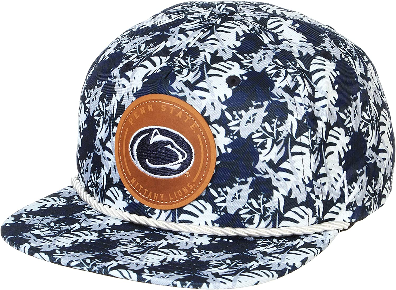 Zephyr Men's Shipping included Sales Malibu Snapback Hat