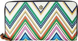Tory Burch - Kerrington Zip Continental Wallet