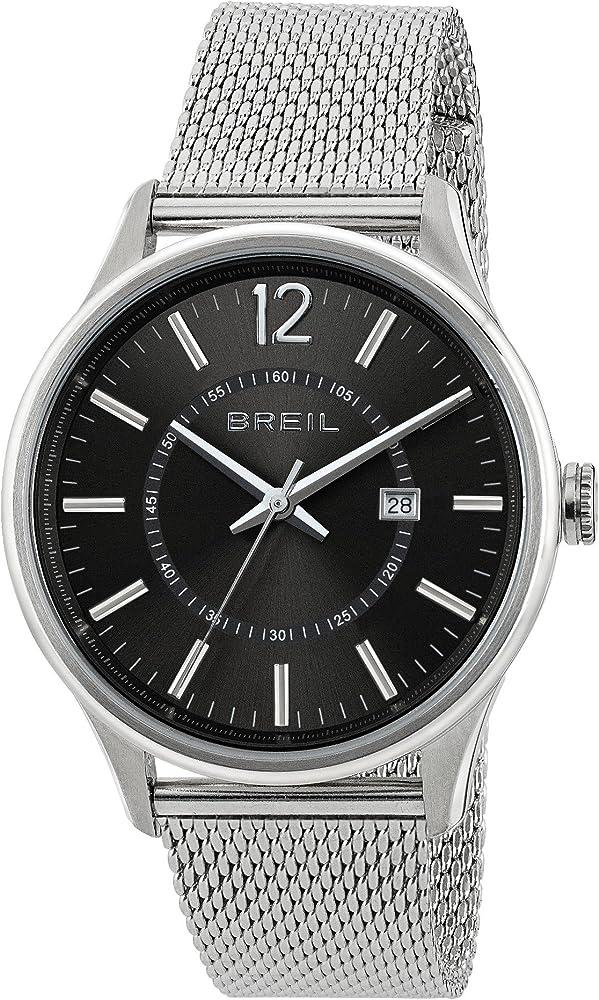 Breil - orologio da uomo in acciaio inossidabile TW1647