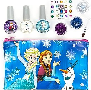 Townley Girl Disney Frozen Nail Design Set, (FZ0765SA, Multi-Colour)