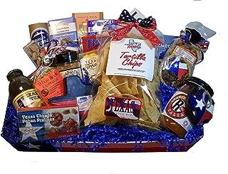 All Things Texas Premium Gift Basket