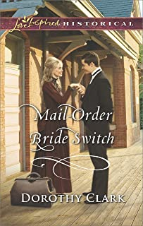 Mail-Order Bride Switch (Stand-In Brides Book 3)