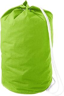 Bullet Missouri Cotton Sailor Bag (UK Size: 45 x 26 cm) (Lime)