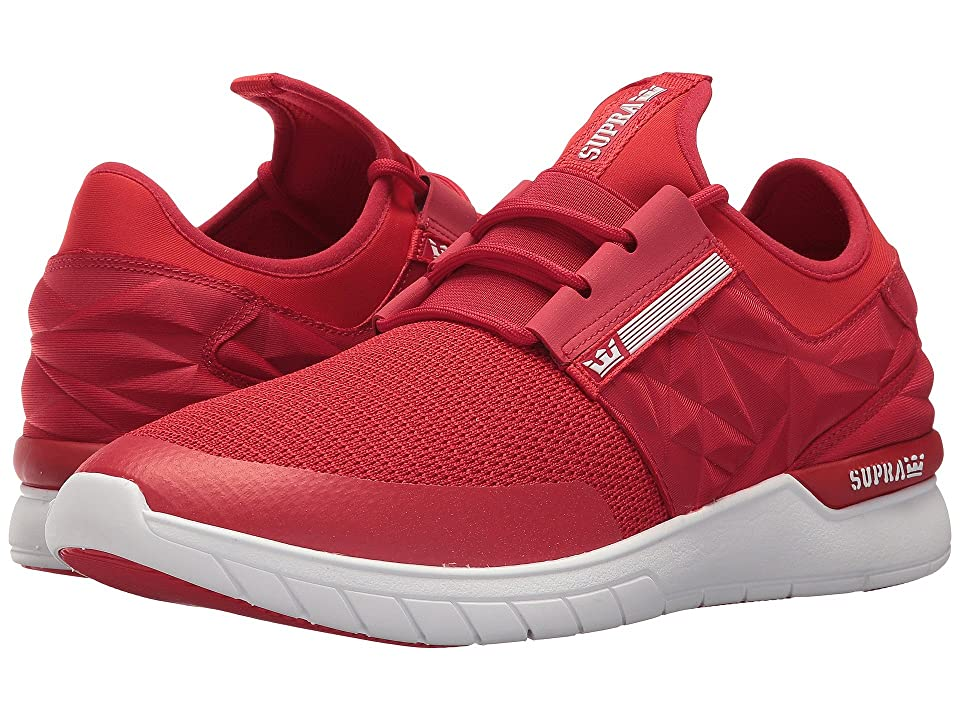 Supra Flow Run Evo (Formula One/Risk Red/White) Men